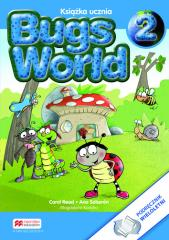 Bugs World 2 SB MACMILLAN podręcznik wieloletni