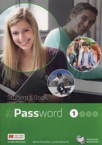 Password 1 SB MACMILLAN podręcznik wieloletni