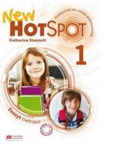 Hot Spot New 1 WB MACMILLAN wieloletnie