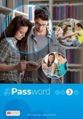 Password 3 SB wieloletni MACMILLAN