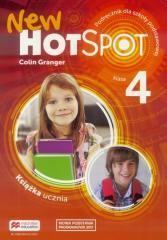 Hot Spot New 4 SB podręcznik wieloletni MACMILLAN