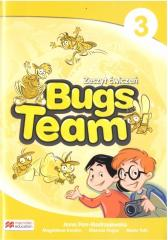 Bugs Team 3 Zeszyt ćwiczeń MACMILLAN