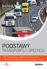 Technik.. Podstawy transportu i spedycji A.28.1