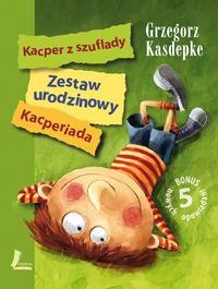 Grzegorz Kasdepke zestaw urodzinowy