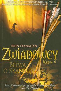 Zwiadowcy T.04 Bitwa o Skandię