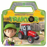 Zapraszamy na wieś. Traktor