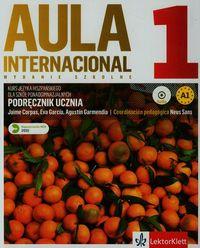 Aula Internacional 1 podręcznik wer. polska+ CD