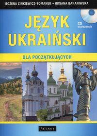 J. ukraiński dla początkujących +CD wyd.2 komplet