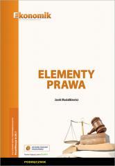 Elementy prawa podręcznik EKONOMIK