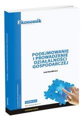 Podejmowanie i prow. działalności...podr EKONOMIK