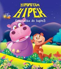 Kąpielowa w kształcie hipopotama - Hipopotam Hipek