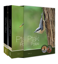 Ptaki Polski pakiet T1-2 + 2CD