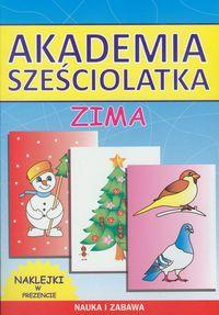 Akademia sześciolatka - Zima