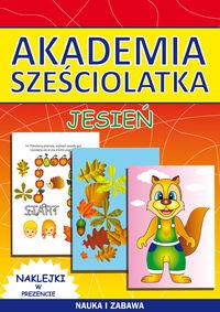 Akademia sześciolatka - Jesień