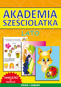Akademia sześciolatka - Lato