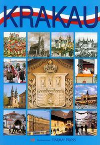 Album Kraków B5 wersja niemiecka