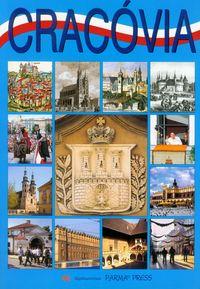 Album Kraków B5 wersja portugalska