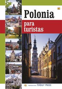 Album Polska dla turysty wersja hiszpańska