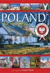 Album Polska dla każdego B5 wer. angielska