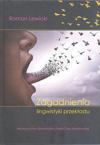Zagadnienia lingwistyki przekładu