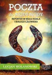 Poczta do Nigdy-Nigdy   płyta CD z filmem Wojciecha Cejrowskiego