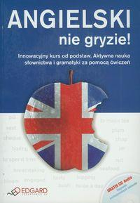 Angielski nie gryzie! Książka + CD