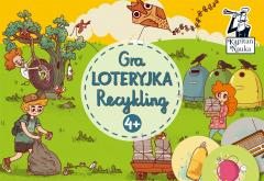 Kapitan Nauka. Gra - Loteryjka Recykling 4+