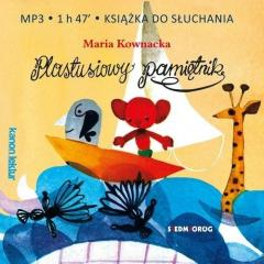 Plastusiowy pamiętnik audiobook