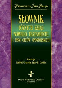 Słownik późnych ksiąg NT i pism apostolskich