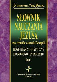Słownik Nauczania Jezusa...