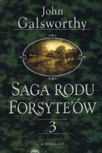 Saga rodu Forsyte'ów. Tom 3 (pocket)