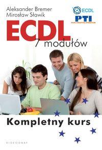 ECDL. 7 modułów. Kompletny kurs