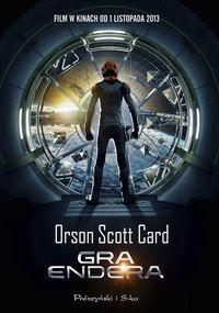 Gra Endera - okładka filmowa