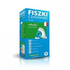 Włoski. Fiszki - Czasowniki dla początk. w.2013
