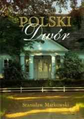 Polski dwór   kolorowa mapa