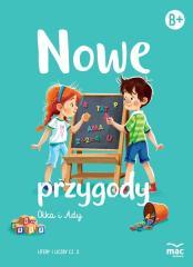 Nowe przygody Olka i Ady. Litery i liczby cz.2 MAC