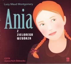 Ania z Zielonego Wzgórza audiobook