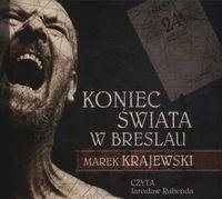 Koniec świata w Breslau. Książka audio CD MP3