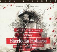 Sprawy Sherlocka Holmesa audiobook