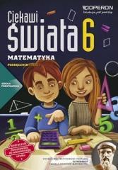 Matematyka SP 6/1 Ciekawi świata Podr. OPERON
