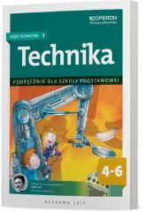 Technika SP 4-6. Część techniczna 1. Podr. OPERON