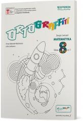 Ortograffiti SP 8 Matematyka. Zeszyt ćwiczeń 1