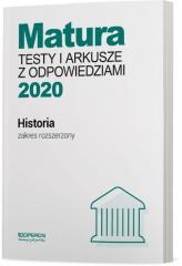 Matura 2020 Historia Testy i arkusze ZR