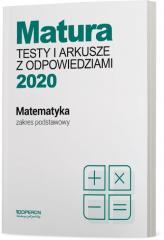 Matura 2020 Matematyka Testy i arkusze ZP
