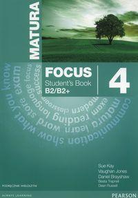 Matura Focus 4 SB wieloletni PEARSON