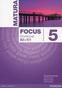 Matura Focus 5 B2+/C1 WB PEARSON