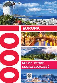 Imagine Europa 1000 miejsc, które musisz zobaczyć