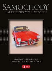Cuda. Samochody lat pięćdziesiątych XXw. Exclusive