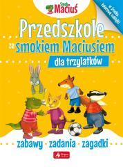 Przedszkole ze Smokiem Maciusiem dla trzylatków
