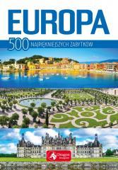 Europa 500 najpiękniejszych zabytków w.2018